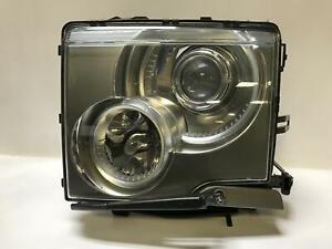 2005 RANGE ROVER LH DRIVERS HEADLAMP (xenon, HID), #0302486271
