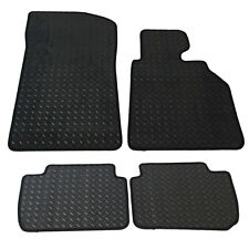 For BMW E46 1998-2005 3 Series Saloon Tailored 4 Piece Rubber Car Mat Set
