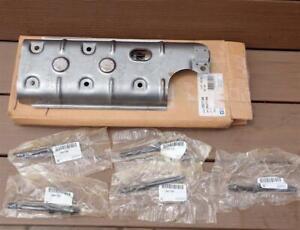 NOS GM Small Block Chevy Windage Tray & Main Studs 67-74 Camaro Z/28 Corvette NR