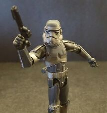 Star Wars Walmart Exclusive Force Unleashed Shadow Stormtrooper Loose Figure
