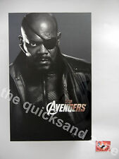 Hot Toys MMS 169 The Avengers Nick Fury 1:6 figure (Missing earpiece accessory)