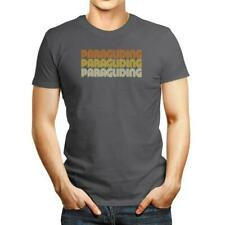New listing Paragliding RETRO COLOR T-shirt