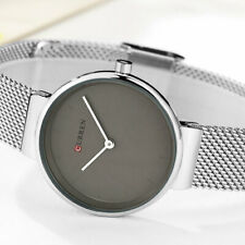 CURREN Women Business Ultra Thin Dial Watches Waterproof Quartz Wristwatch 9016