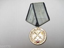 Medal of Military Merit Romania. Rumänien.