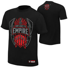 WWE Authentic Children's Roma Reigns From Ashes to Empire T-Shirt Size Youth