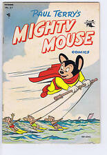 Mighty Mouse #57 St.John 1954