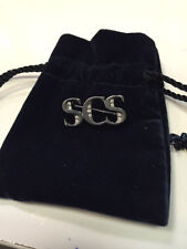 SWAROVSKI CRYSTAL SCS TACK PIN 1183058.NEW IN POUCH