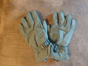 Authentic US Military Issue Cold Weather Gloves (Unisex) Sized L
