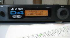 ALESIS D4 16 Bit Drum Module, mit Anleitung und Netzteil