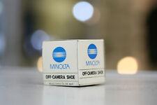Minolta Off-Camera Shoe #8808-110