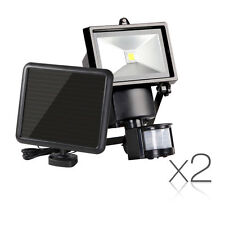 Unbranded 2-3 Lights Outdoor Floodlights & Spotlights