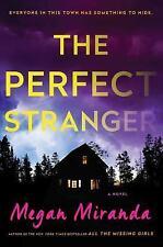 The Perfect Stranger by Megan Miranda (2017, Paperback copy)
