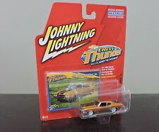 NEW ON CARD JOHNNY LIGHTNING 1970 CHEVY CHEVELLE SS - CHEVY THUNDER SERIES