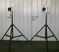 Global Truss ST 132 ST-132 Crank Stands! 1 Pair New*** Free US 48 State Shipping