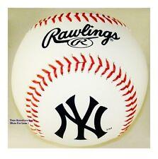 New York YANKEES Rawlings Baseball NEW for Play Autograph Sign Signing Ball MLB