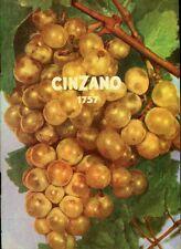 M706_CINZANO 1757, LIBRETTO PUBBLICITARIO ANNI '50