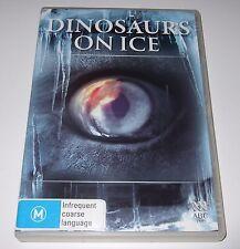 Dinosaurs On Ice (DVD, 2008)