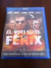 EL VUELO DEL FENIX - BLU RAY ZONA B - NEW & SEALED - NUEVA - SIN ABRIR -EMBALADA