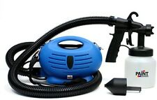 7.61 Gallons Paint Zoom HVLP Paint Sprayer 3 Way Nozzle Adjustable Painting Tool