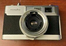 Vintage Minolta AL-F 35mm Camera
