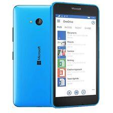 """NUOVO CON SCATOLA LUMIA 640xl 5.7"""" MICROSOFT Blu 8gb 13mp Windows Smartphone SIM-Free"""