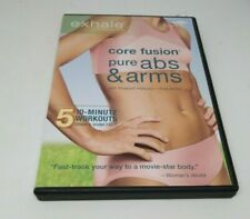 EXHALE: PURE ABS & ARMS DVD