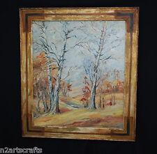 Florence M. Keffer Chenett Hale Impressionism painting landscape (1887 - 1945)