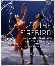 Stravinsky: The Firebird [Blu-ray], New DVDs