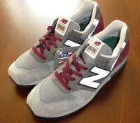 New Balance 996 shoes mens new sneakers M996GK Made in the USA gray