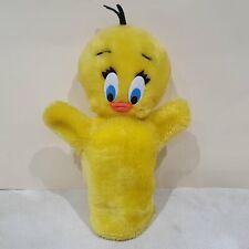 Tweety Pie Hand Puppet By Warner Bros ms