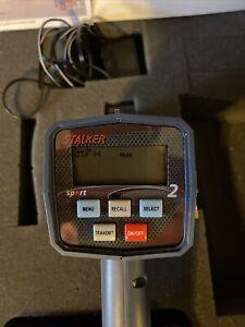Stalker Sport 2 Radar Gun, Batteries,Charger  and Protective Case