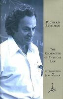 The Character of Physical Law (Modern Library) by Richard Feynman