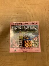 """Floating Over Sisters Sunsout 100 Piece Jigsaw Puzzle 7"""" x 9"""" MPZ6022"""