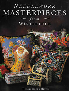 """""""Needlework Masterpieces  from Winterthur"""" - Over 30 Charted Designs"""