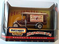 Matchbox Collectibles Hershey's Collection 1926 Ford Model TT Van NEW