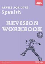 REVISE AQA: GCSE Spanish Revision Workbook (REVISE AQA GCSE MFL 09),Ms Jacqui L