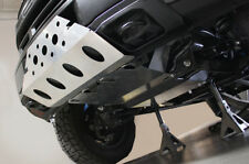 2 Pc Front Bumper Grille Guard Accent and Skid Plate Kit for Ford F-50 2015-17