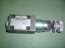DOUBLE A WQ 0051M K C 10A2...... HYDRAULIC  VALVE NEW..................NOT BOXED