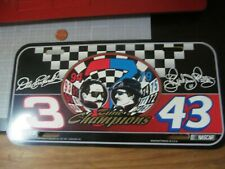 VINTAGE PLATE PETTY/EARNHARDT TAG ORIGINAL HTF COLLECTIBLE!