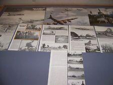 VINTAGE..BOEING B-17 F/G MODELS ...HISTORY/PHOTOS/NOSE ART..RARE! (567G)