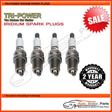 Iridium Spark Plugs for DAIHATSU Applause A101 Carby 1.6L - TPX004