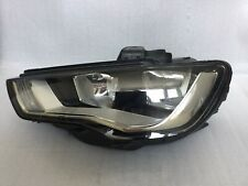 Audi A3 Saloon Headlight Left,HELLA 1LJ010740-09