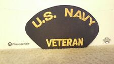 United States Navy Cap Patch