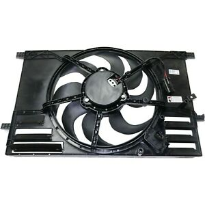 Radiator Cooling Fan For 2015-2017 Jeep Renegade
