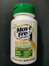 Schiff Move Free Ultra Mineral Complex Faster Comfort 64 Coated Tablets