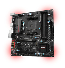 MSI B350M MORTAR - mATX Motherboard for AMD Socket AM4 CPUs