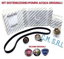 KIT DISTRIBUZIONE+POMPA ACQUA ORIGINALE FIAT DOBLO 1.9 JTD 77KW 105CV