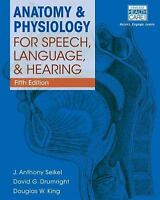 Anatomy & Physiology for Speech, Language, and Hearing, 5th (includes Anatesse