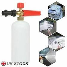 1L Pressure Washer Snow Foam Gun Wash Bottle Lance Fit Karcher K2 K3 K4 Adapter
