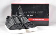Women's Skechers Moda-Bling Park Fashion Sneakers, Black, 7.5